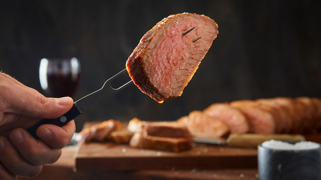 Smoky Oven Roasted Tri Tip